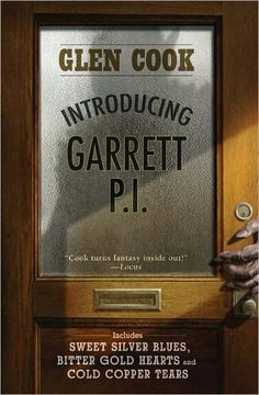 Introducing Garrett, P. I. by Glen Cook - Incredibly good Fantasy Private Eye, very well written, mysterious and great characters - keeps you guessing!  Quite a few books in the series, each one stands well on its own though.