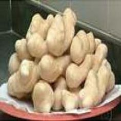 Receita de Biscoito de Polvilho Frito do Globo Rural
