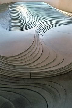 Stonescape showroom, designed by kengo kuma and associates, Japan