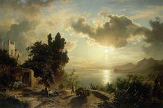 """Summer on the Shore"" - James Northfield."