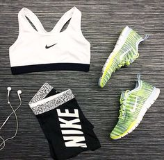New Nike workout clothes | Top name brand fitness apparel for women @  http://www.FitnessApparelExpress.com