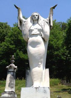 Springdale Cemetery in Madison, IN
