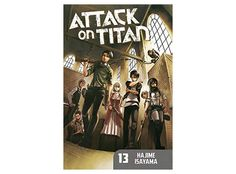 Attack on Titan Vol. 13 | Shingeki no Kyojin