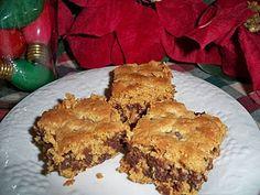 Graham Cracker Brownies  @Fiona I Like Gooseberries Patch
