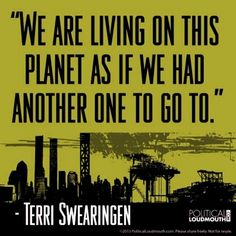 good environmental quote