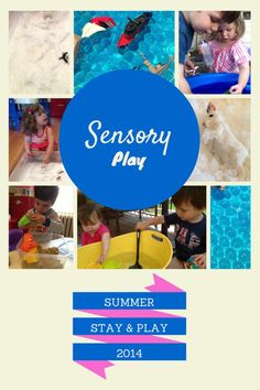 Article on six sensory (summer) bins. Article from mommyuniversitynj.com Messy Art, Messy Play, Frozen Water, Activities For Kids, Sensory Activities, Kinetic Sand, Water Beads, Water Play, Sensory Toys