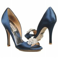 Badgley Mischka Gia Shoes (Teal) - Women's Shoes - 6.5 M