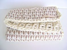 crochet reversible baby blanket pattern | Easy
