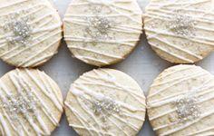 Lemony Slice-And-Bakes - Bon Appétit