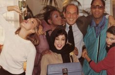 1970s Oscar and Friends! Can you identify them?