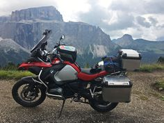 Near Sella Towers, Dolomites