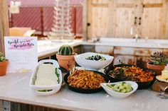12 Oklahoma Wedding Caterers Your Guests Will Be Talking About for Weeks | Catering: Cafe 7 | Photography: Sarah Libby Photography #bridesofok #wedding #food