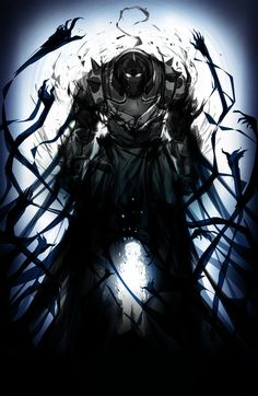 Elric Alphonse art   Fullmetal Alchemist Brotherhood