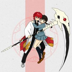 Kyoukai no Rinne is finally an anime! I'm so watching it! ; D