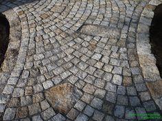 Verlegemuster Granitpflaster bildergebnis für kopfsteinpflaster verlegemuster garten