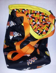 Halloween Boo Bag for Trick or Treating by ALittleHodgePodge, $10.00