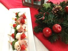 Simple Caprese Appetizers | My Clean Kitchen