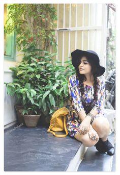 Boho Fashion, Fashion Looks, Fashion Outfits, Kritika Khurana, Collage Outfits, Cute Poses, Boho Girl, Comfy Casual, Outfit Goals