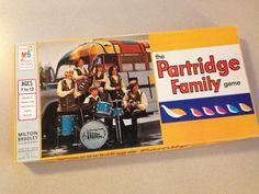 Partridge Family Vintage Board