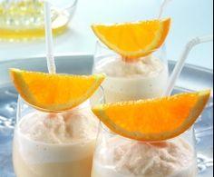 Morir soñando - mléčný pomerančový nápoj