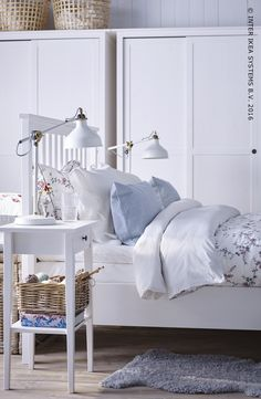 le printemps commence petit petit sinstaller dans votre chambre coucher - Chambre A Coucher Ikea
