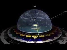 Flat Earth model by Paul Cheeft