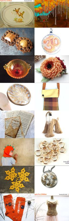 Love The Colors of Autumn by Dennis and Kay on Etsy--Pinned with TreasuryPin.com