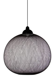 This large pendant is for over my timber dining table - Non Random | Moooi.com light in black