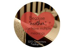 What I Want You to Know About Open Adoption {Guest Post at Soli Deo Gloria Sisterhood}