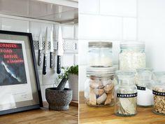 Kjøkken - Norgesglass Kitchen, Diy, Decoration, Decor, Cooking, Bricolage, Dekoration, Decorations, Embellishments