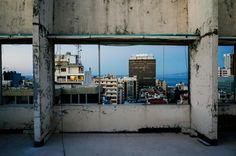 Marc Scott-West / Aggregate (visual) 4npictures:   Beirut Skyline.