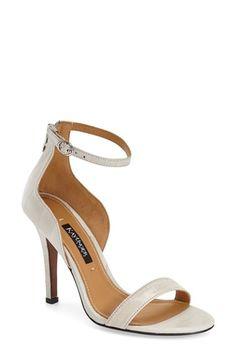 b8ece703824 Kay Unger  Mandie  Ankle Strap Sandal (Women) High Heels Stilettos