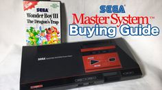 The Sega Master System wasn't popular in the U. but it was HUGE overseas and in South America. However, now game collectors are starting to see the appeal . Now Games, Best Games, Playstation, Sega Master System, Video Game Collection, Wonder Boys, System Model, South America, Models