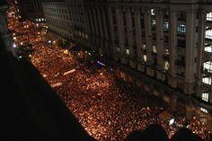Argentina, Buenos Aires. Cacerolazo 13 - S... ChauKretina