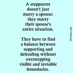 the joys of raising a blended family. how to raise a blended family. the chaos of blended family life. Co Parenting. # step Parenting The truth about co-parenting as a stepmom Step Parents Quotes, Mom Quotes, Quotes To Live By, Funny Quotes, Step Kids Quotes, Step Family Quotes, Life Quotes, Living Quotes, Quick Quotes