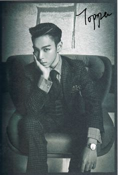 ♛ BIGBANGWORLD ♛: [PHOTOS] T.O.P's DOOM DADA Special Edition (131217)