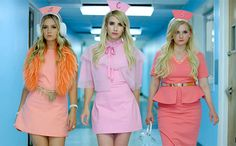 'Scream Queens' Season 2 Teaser: Out Of The Sorority – And The Asylum – And Into The Hospital
