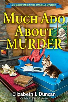 follow me @cushite Much Ado About Murder: A Shakespeare in the Catskills Mys... https://www.amazon.com/dp/1683313259/ref=cm_sw_r_pi_dp_x_wd3TybBAN0Z9R