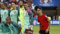 Un ramasseur de balle s'incruste sur la photo du Portugal
