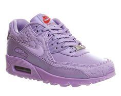 0d3f96ded5 Lavender Shoes, Nike Trainers, Nike Air Max, Air Max 90, Air Max