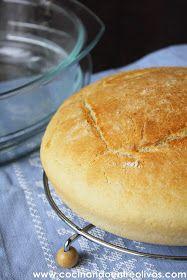 Pan receta rápida