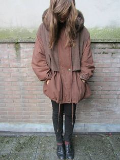 That coat..