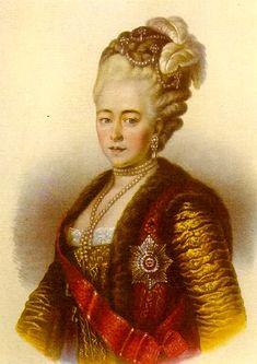 Natalia Alekseevna, 1st wife of Emperor Pavel I
