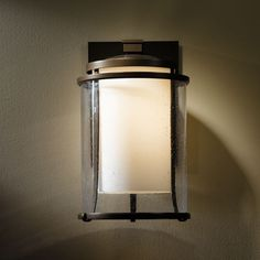 Meridian Large Outdoor Wall Sconce & Hubbardton Forge Sconces   YLighting