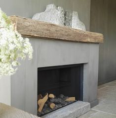 Building A False Chimney Breast To House The Stove Box External Pictures Family Room Fireplace, Home Fireplace, Fireplace Remodel, Fireplace Surrounds, Fireplace Design, Fireplace Mantels, Mantles, Living Room Designs, Living Room Decor