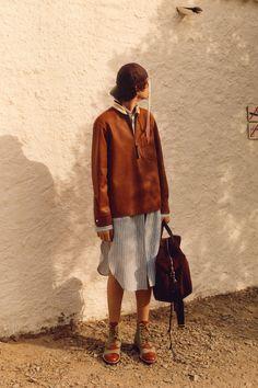 Loewe Spring 2018 Menswear Collection Photos - Vogue