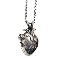 Human Heart Locket