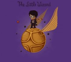 the boy who lived! @teefury