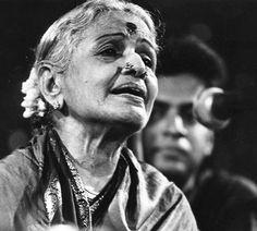 M.S. Subbulakshmi. Photo: The Hindu Archives