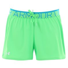Under Armour Play Up Short